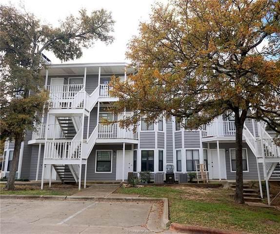 4441 Old College #9302, Bryan, TX 77801 (MLS #21007359) :: Cherry Ruffino Team