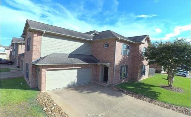 1425 W Villa Maria Road #301, Bryan, TX 77801 (MLS #21007500) :: The Lester Group