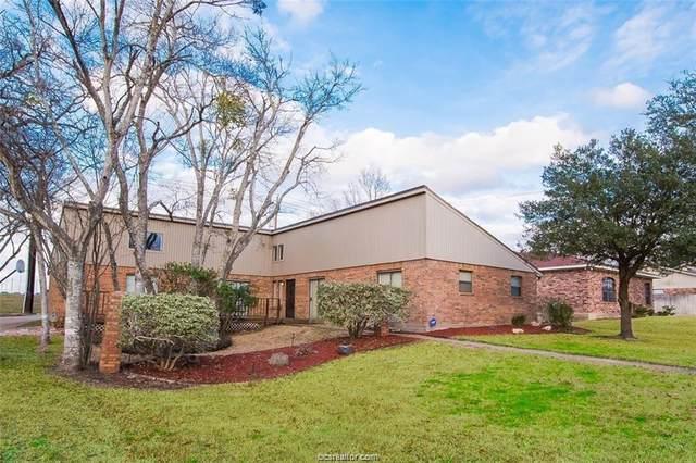 2600 Arbor Drive, Bryan, TX 77802 (MLS #21007507) :: Cherry Ruffino Team