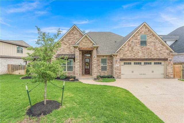 4907 Fallen Oak Cove, College Station, TX 77845 (MLS #21007514) :: Chapman Properties Group