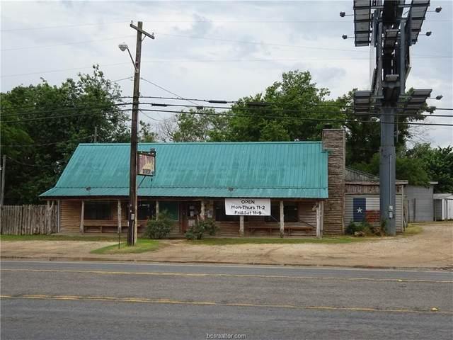 525 State Highway 36, Caldwell, TX 77836 (MLS #21007538) :: Cherry Ruffino Team