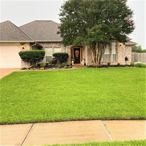 1500 Concord Circle, College Station, TX 77845 (MLS #21007551) :: Chapman Properties Group