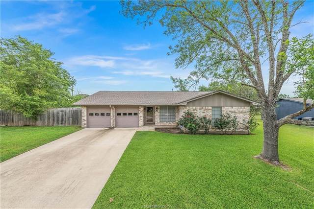 1403 Caudill Street, College Station, TX 77840 (MLS #21007579) :: NextHome Realty Solutions BCS