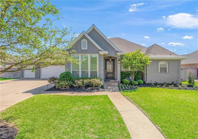 3610 Park Meadow Lane, Bryan, TX 77802 (MLS #21007624) :: BCS Dream Homes