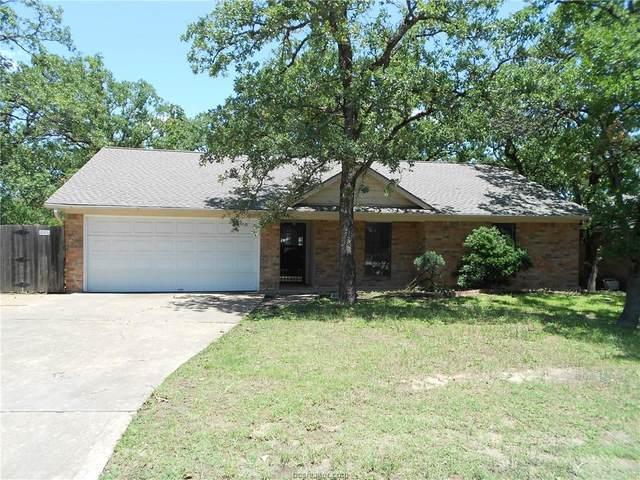 2901 Forestwood Drive, Bryan, TX 77801 (MLS #21007654) :: Cherry Ruffino Team