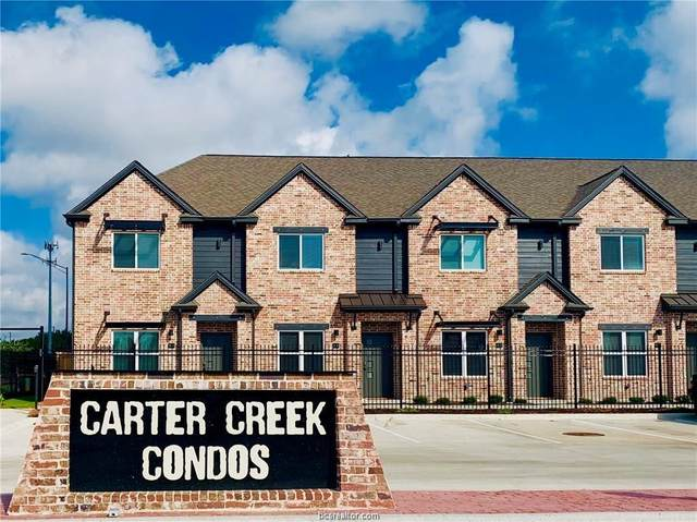 1451 Associates Avenue #102, College Station, TX 77845 (MLS #21007687) :: The Lester Group