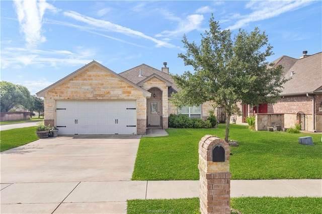 4201 Cedar Creek Court, College Station, TX 77845 (MLS #21007695) :: Chapman Properties Group