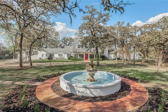 4636 Cr 316, 104.16 Acres, Caldwell, TX 77836 (MLS #21007699) :: NextHome Realty Solutions BCS