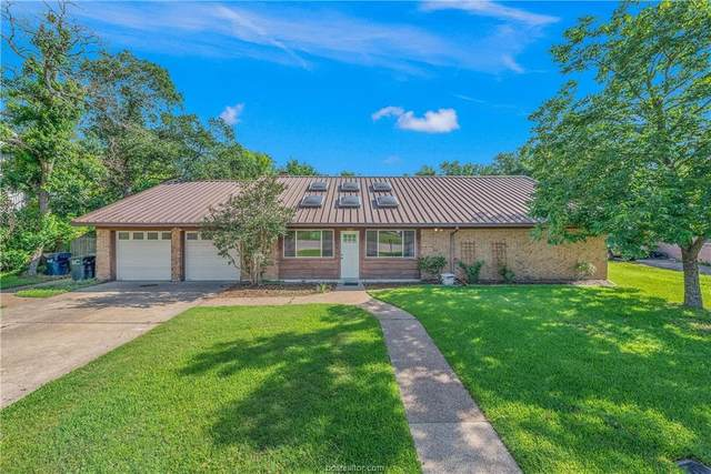 1205 Glade Street, College Station, TX 77840 (MLS #21007742) :: Chapman Properties Group