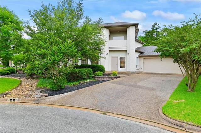 204 Fireside Circle, College Station, TX 77840 (MLS #21007747) :: Chapman Properties Group