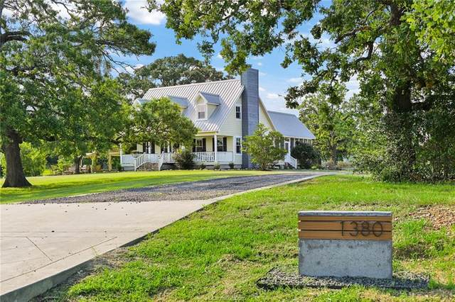 1380 Millican Meadows Circle, College Station, TX 77845 (MLS #21007749) :: Treehouse Real Estate