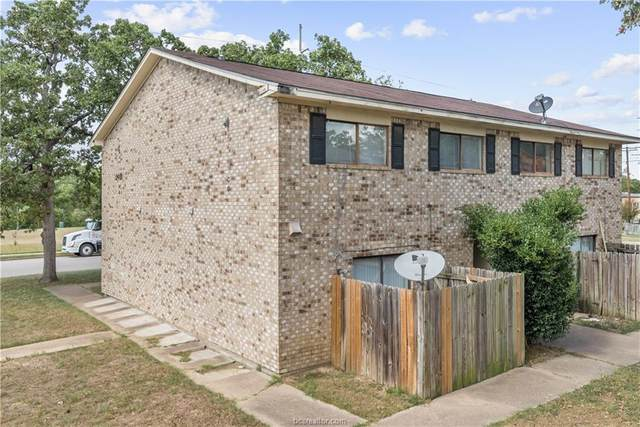 2406 Blanco Drive A-D, College Station, TX 77845 (MLS #21007768) :: NextHome Realty Solutions BCS