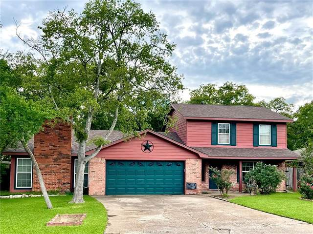 1305 Augustine Court, College Station, TX 77840 (MLS #21007786) :: Treehouse Real Estate