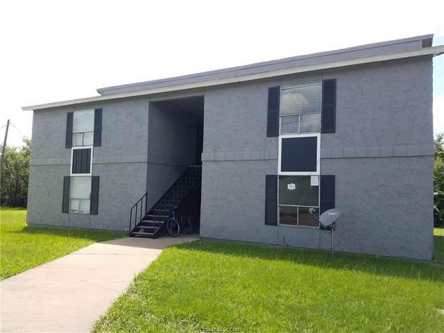2700 Evergreen Circle A-D, Bryan, TX 77801 (MLS #21007802) :: Chapman Properties Group