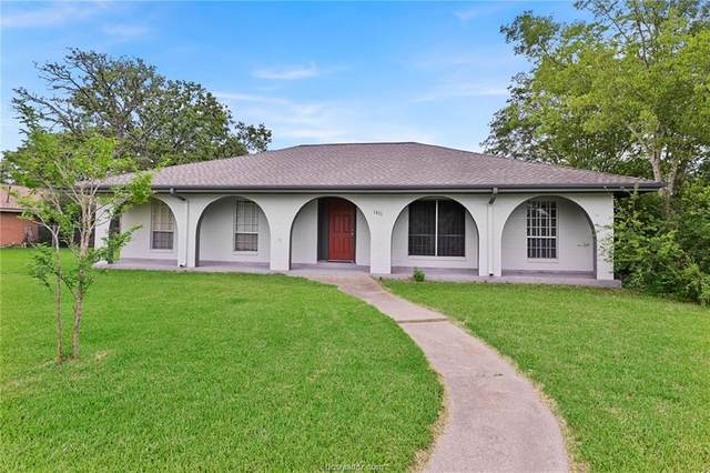 1031 Rose Circle, College Station, TX 77840 (MLS #21007811) :: Treehouse Real Estate