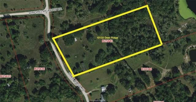 10132 Deer Ridge Road, Bedias, TX 77831 (MLS #21007812) :: Treehouse Real Estate