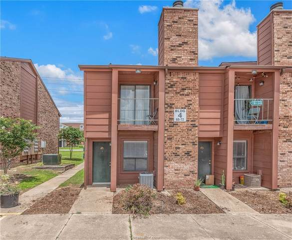 904 University Oaks #72, College Station, TX 77840 (MLS #21007816) :: Chapman Properties Group