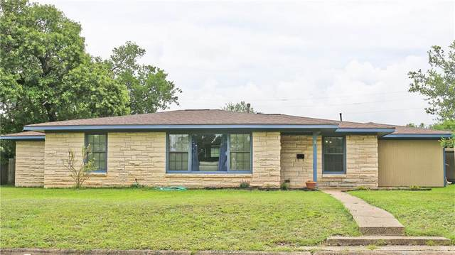 901 Lazy Lane, Bryan, TX 77802 (MLS #21007818) :: Chapman Properties Group
