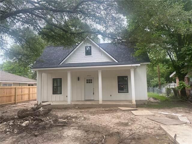 1907 Nuches Lane, Bryan, TX 77803 (MLS #21007822) :: Treehouse Real Estate