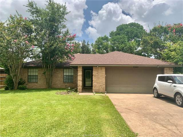 3305 Wildrye Drive, College Station, TX 77845 (MLS #21007867) :: The Lester Group