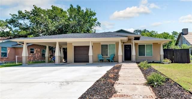 1007 Harrington Avenue, College Station, TX 77840 (MLS #21007881) :: NextHome Realty Solutions BCS
