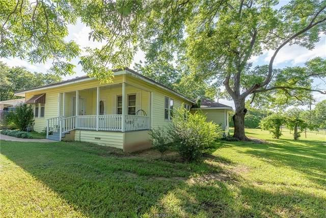 600 N Hill Street, Caldwell, TX 77836 (#21007891) :: First Texas Brokerage Company