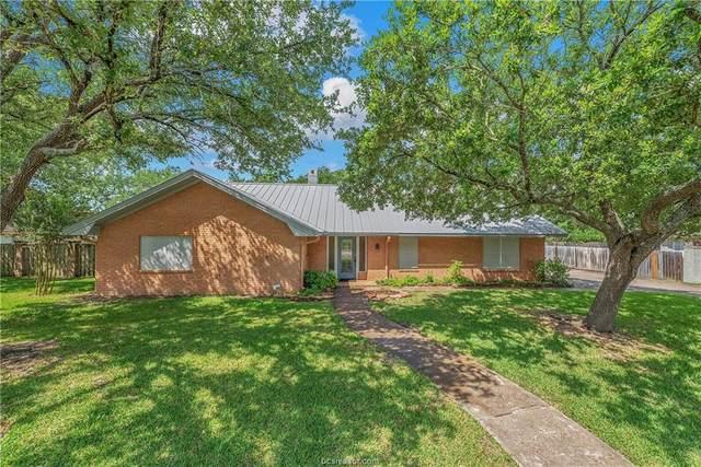3616 Sweetbriar Drive, Bryan, TX 77802 (MLS #21007902) :: RE/MAX 20/20