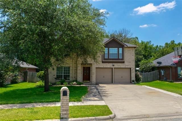 1726 Starling, College Station, TX 77845 (MLS #21007903) :: Chapman Properties Group