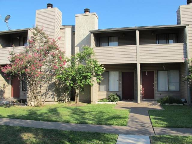 1900 Dartmouth Street I1, College Station, TX 77840 (MLS #21007910) :: Treehouse Real Estate