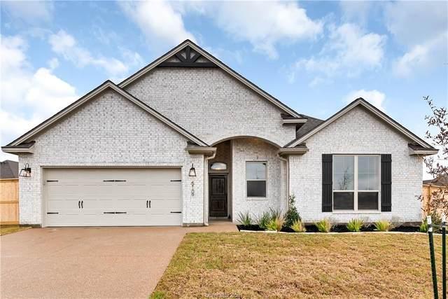 5010 Greyrock Drive, Bryan, TX 77802 (MLS #21007927) :: Treehouse Real Estate
