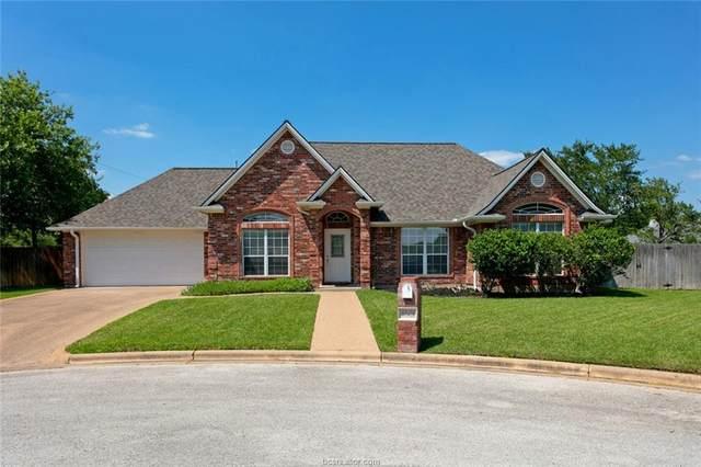 4601 Park Haven, Bryan, TX 77802 (MLS #21007951) :: Chapman Properties Group