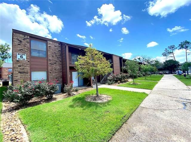 904 University Oaks #100, College Station, TX 77840 (MLS #21007955) :: Chapman Properties Group