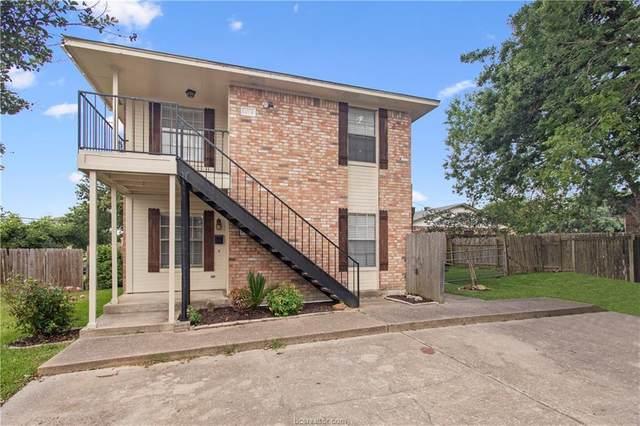 1202 Vinyard Court A-B, College Station, TX 77840 (MLS #21007957) :: BCS Dream Homes
