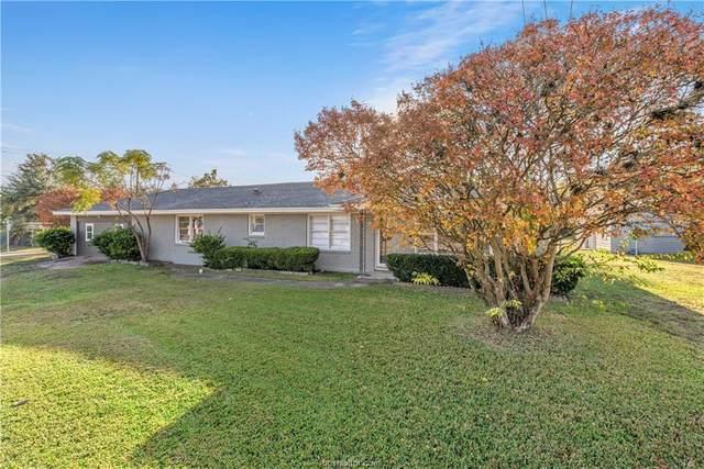 1105 San Jacinto Lane, Bryan, TX 77803 (MLS #21007958) :: Chapman Properties Group