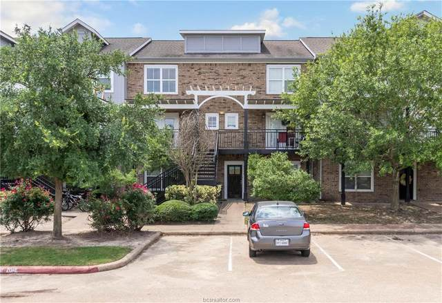 1725 Harvey Mitchell Parkway #1927, College Station, TX 77840 (MLS #21007971) :: Chapman Properties Group