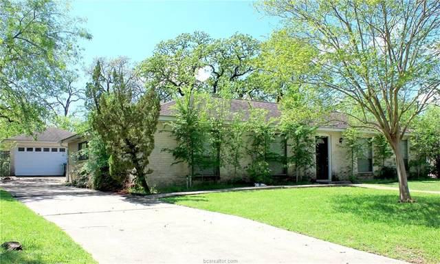1214 Merry Oaks, College Station, TX 77840 (MLS #21007977) :: BCS Dream Homes