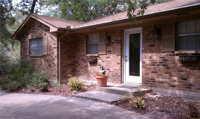 21 W Yaupon Lane, Hilltop Lakes, TX 77871 (MLS #21008006) :: The Lester Group