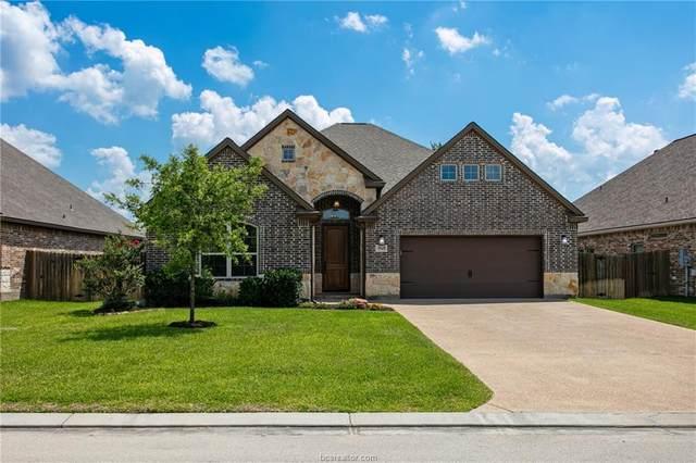 3545 Foxcroft, Bryan, TX 77808 (MLS #21008014) :: Chapman Properties Group