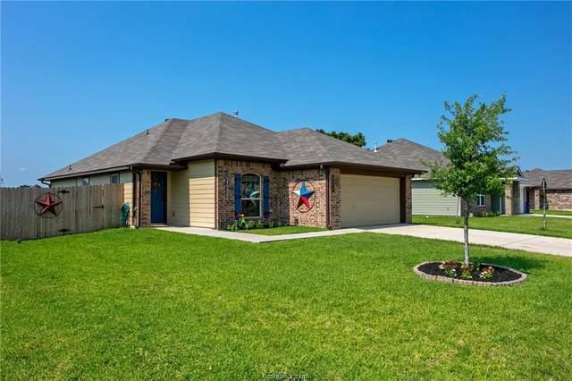 819 Heritage Drive, Navasota, TX 77868 (MLS #21008017) :: Cherry Ruffino Team