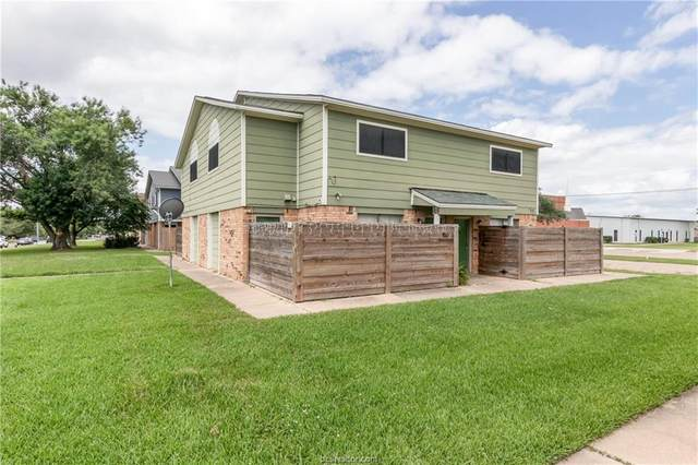 1809 Treehouse Trail A-D, College Station, TX 77845 (MLS #21008033) :: Cherry Ruffino Team