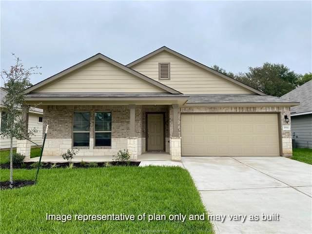 5248 Montague Loop, Bryan, TX 77807 (MLS #21008043) :: Treehouse Real Estate