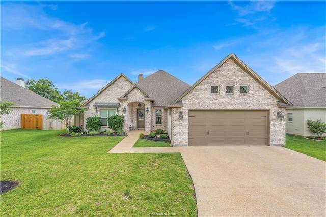 4805 Crooked Branch Drive, College Station, TX 77845 (MLS #21008061) :: Cherry Ruffino Team