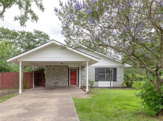 2503 Hardwood Drive, Bryan, TX 77803 (MLS #21008063) :: Cherry Ruffino Team