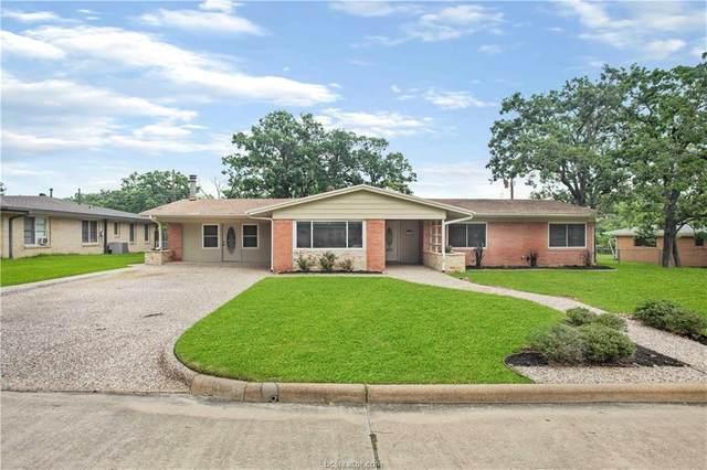 4209 Nagle Street, Bryan, TX 77801 (MLS #21008089) :: Treehouse Real Estate