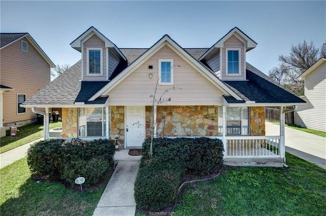 1716 Boardwalk Court A, College Station, TX 77840 (MLS #21008091) :: Treehouse Real Estate
