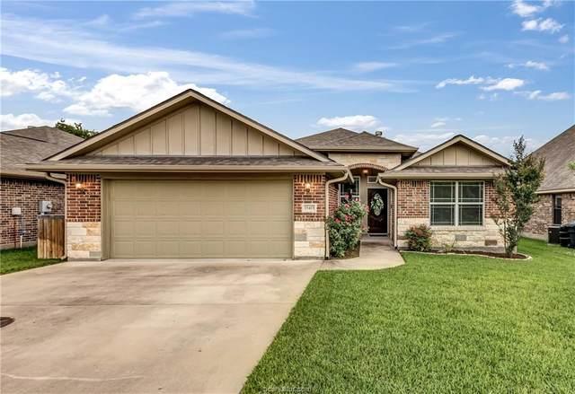 15415 Meadow Pass, College Station, TX 77845 (MLS #21008106) :: Chapman Properties Group