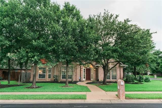 9311 Bloomfield Lane, College Station, TX 77845 (MLS #21008122) :: Chapman Properties Group
