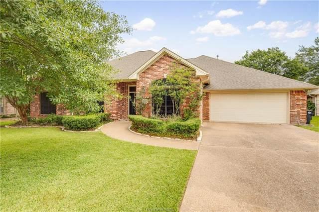 9311 Whitney Lane, College Station, TX 77845 (MLS #21008125) :: Chapman Properties Group