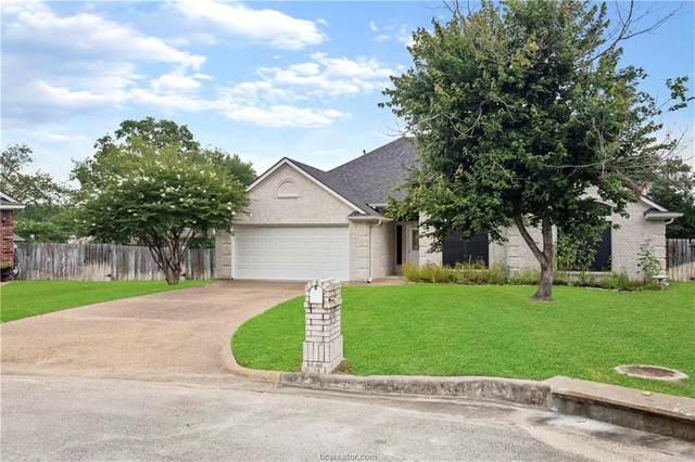 2311 Kuykendall Circle, Bryan, TX 77808 (MLS #21008138) :: Cherry Ruffino Team