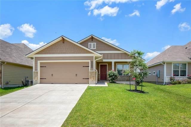2018 Shimla Drive, Bryan, TX 77807 (MLS #21008154) :: Chapman Properties Group